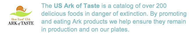 Ark of Taste Info