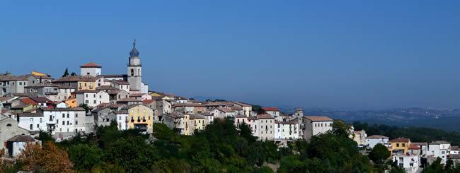 Sepino, Molise, Italy