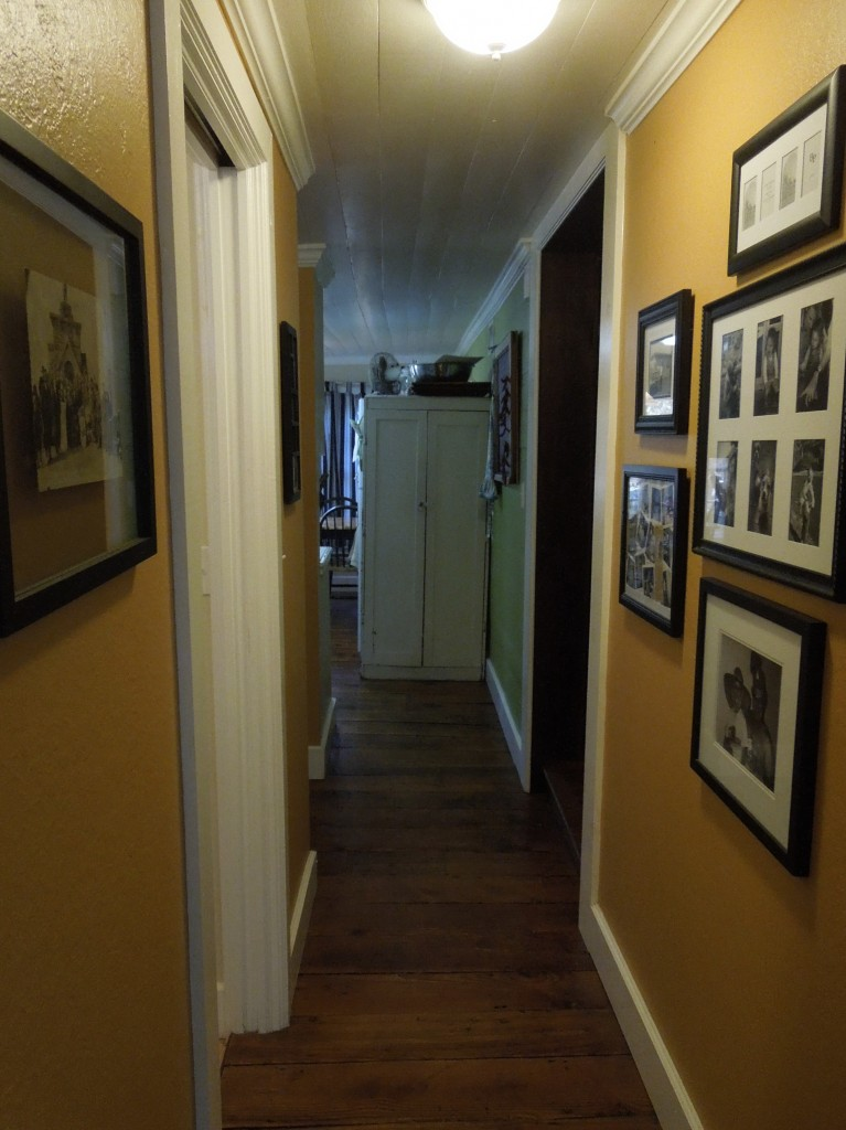 Finished Interior Hallway