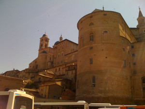 Medieval Urbino: One of my favorite places we visited.